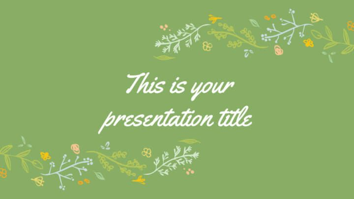 Free Powerpoint templates and Google Slides themes