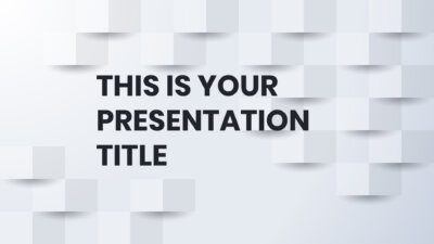 Free Minimalist PowerPoint Templates And Google Slides Themes