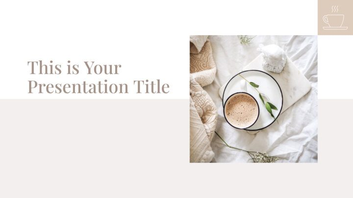 Neutral Colors. Free PowerPoint Template & Google Slides Theme